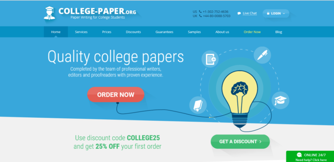 college-paper reviews