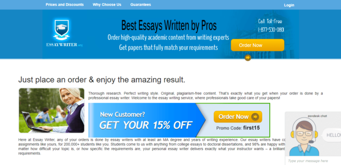 essaywriter org review essay writing service reviews essaywriter org looks like a bit outdated website but the claims seem promising expert methods thorough research perfect writing style
